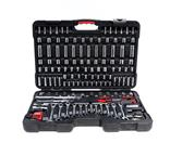 Task Force 0096556 160* pc. SAE and Metric Auto Tool & Ratchet Set>